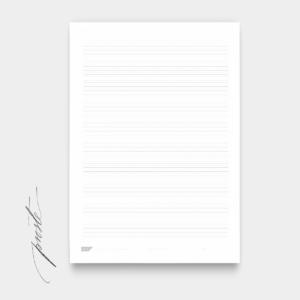 Papier do kaligrafii