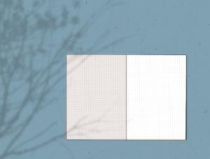 Bullet journal papier w kropki